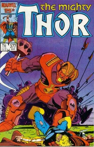 The Mighty Thor #377