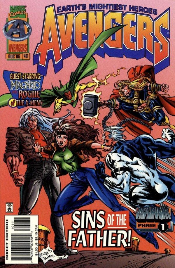 The Avengers #401