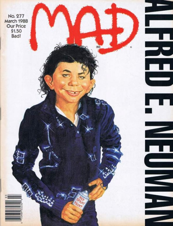 Mad Magazine #277