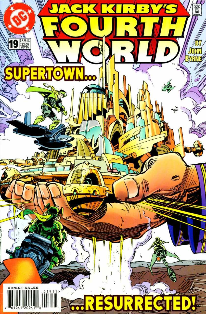 Jack Kirby's Fourth World #19