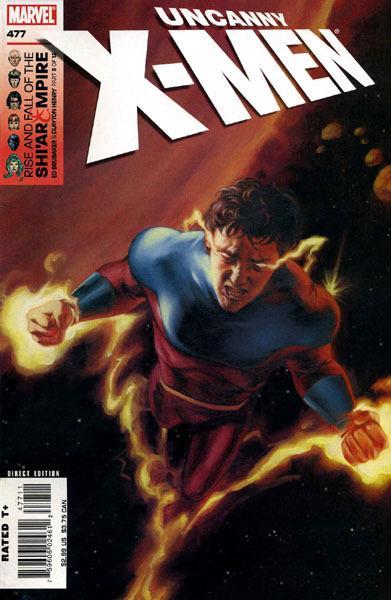 Uncanny X-Men #477