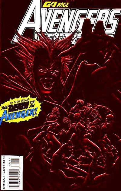 Avengers West Coast #100