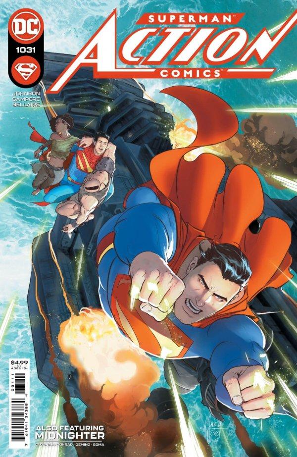 Action Comics #1031