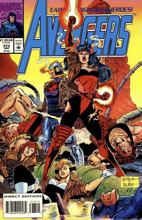 The Avengers #373