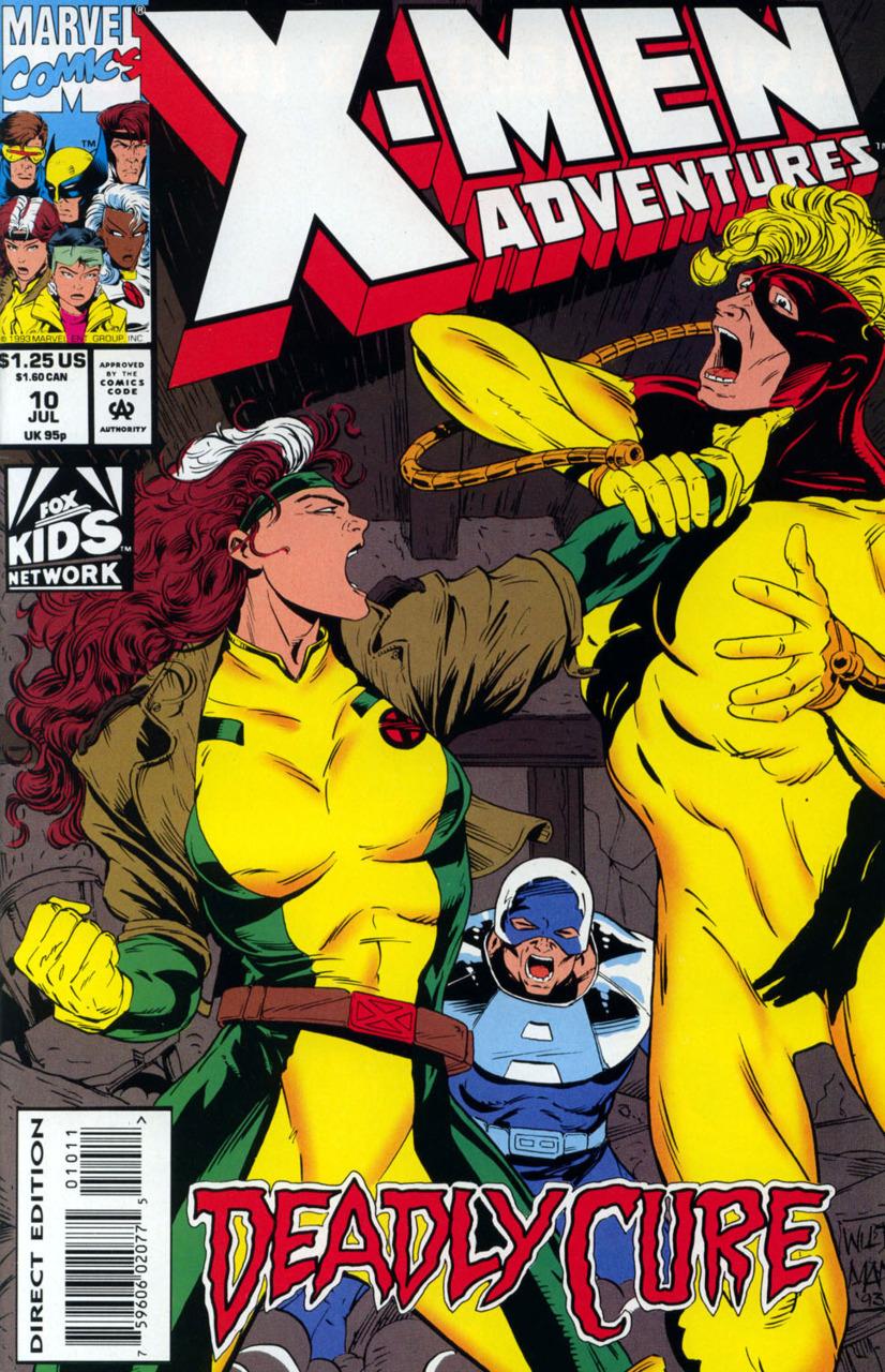 X-Men Adventures #10