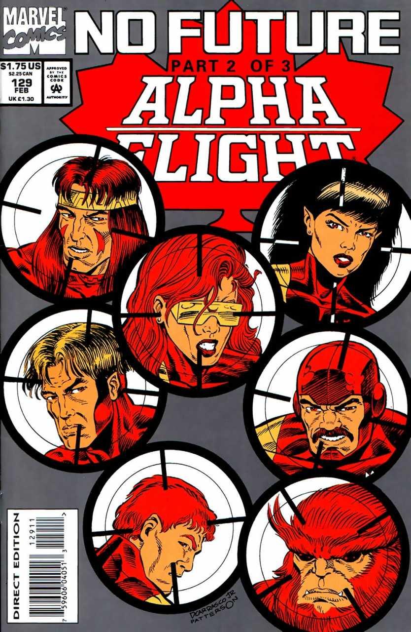 Alpha Flight #129