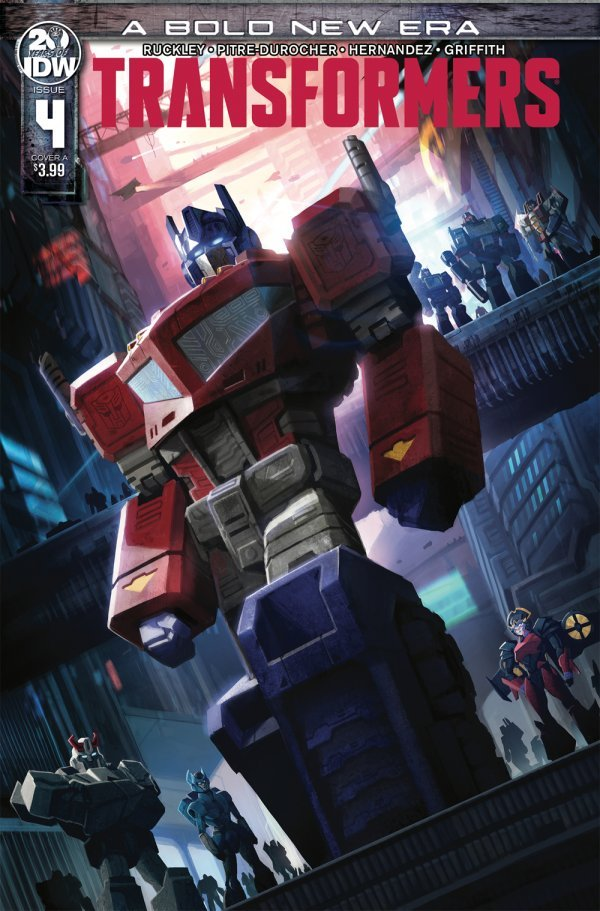 The Transformers #4