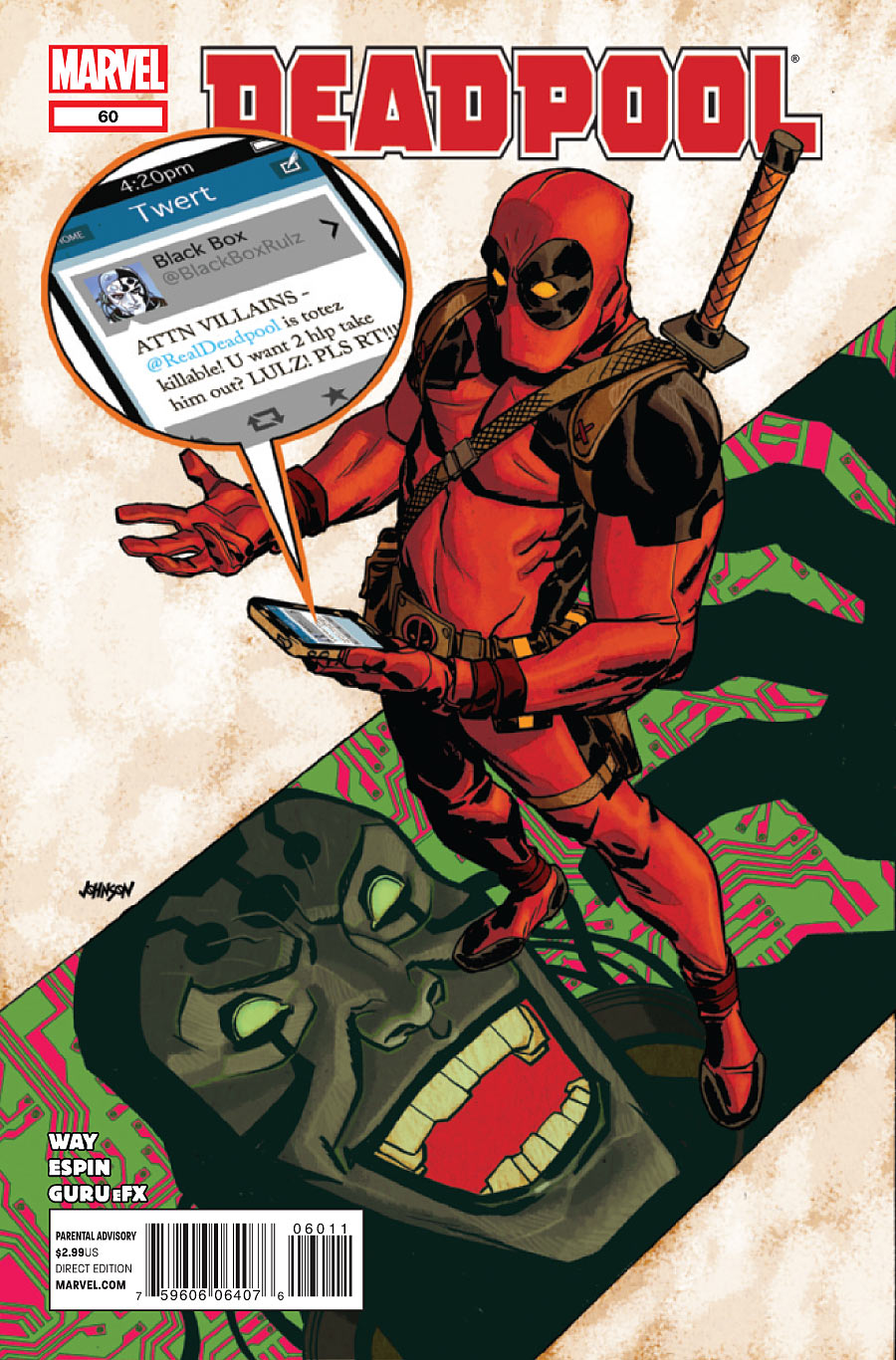 Deadpool #60