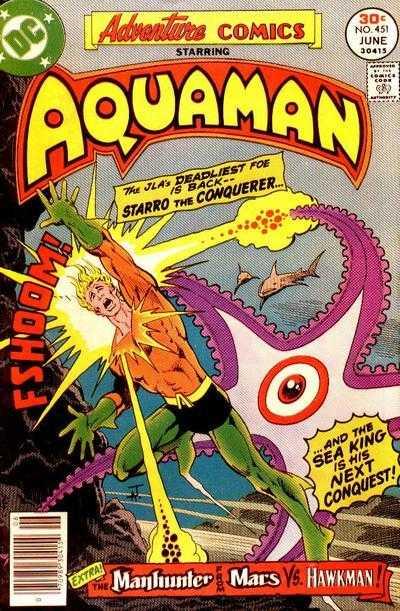 Adventure Comics #451