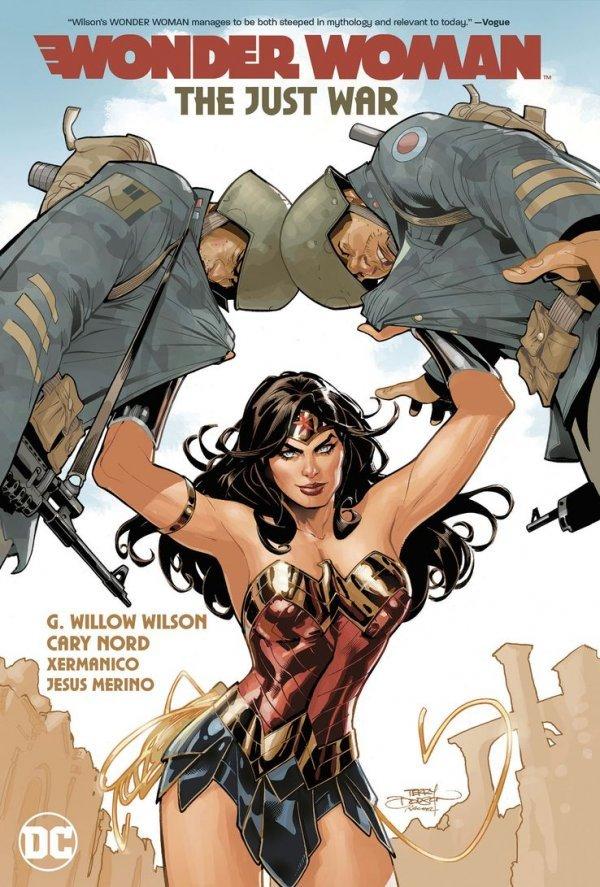 Wonder Woman Vol. 1: The Just War TP