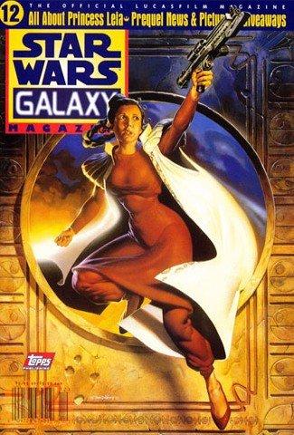 Star Wars Galaxy Magazine #12