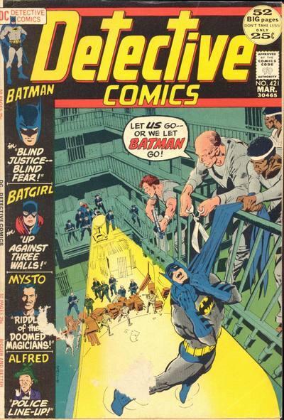 Detective Comics #421