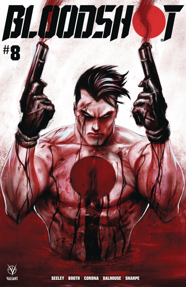 Bloodshot #8 review