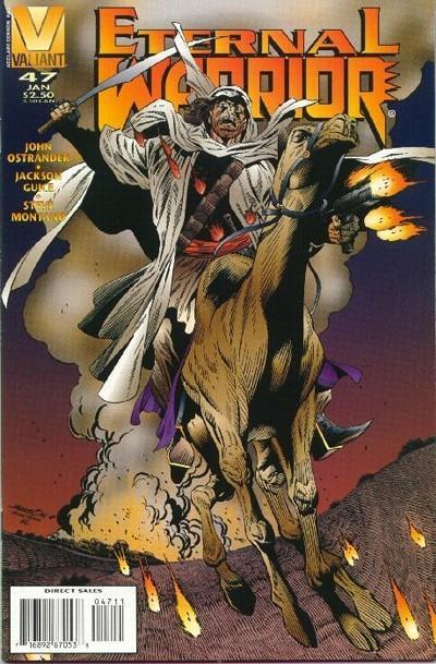 Eternal Warrior #47