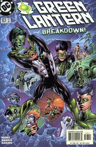 Green Lantern #123