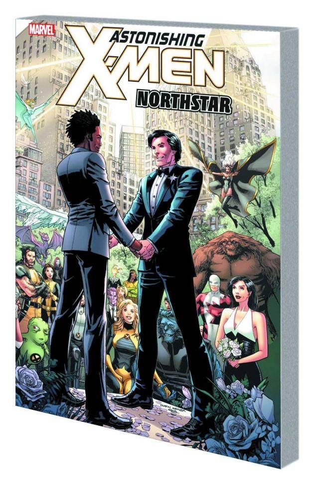 Astonishing X-Men Vol. 10: Northstar TP