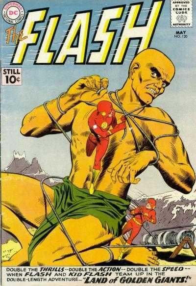 The Flash #120