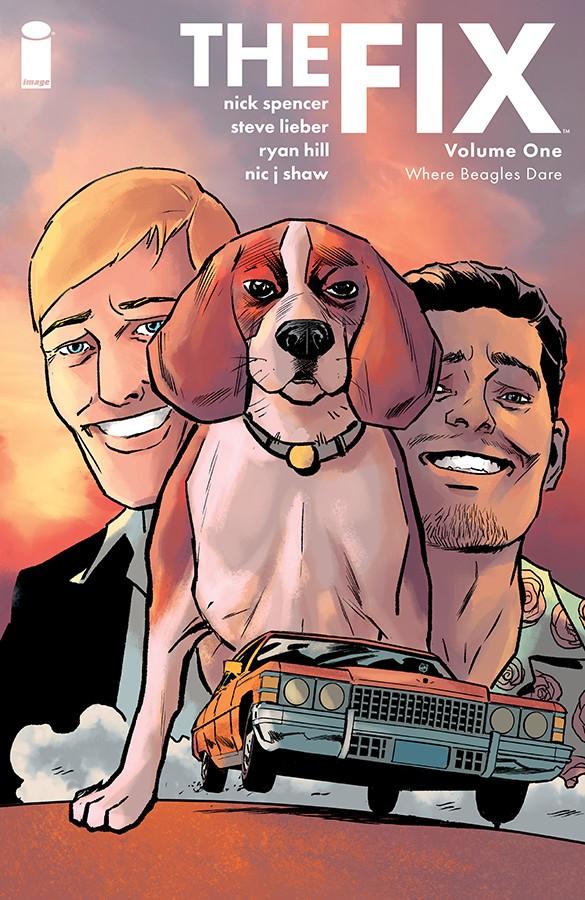 The Fix Vol. 1: Where Beagles Dare TP