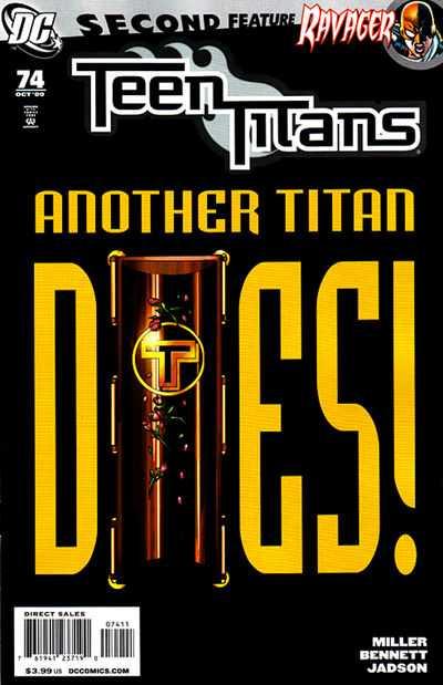 Teen Titans #74