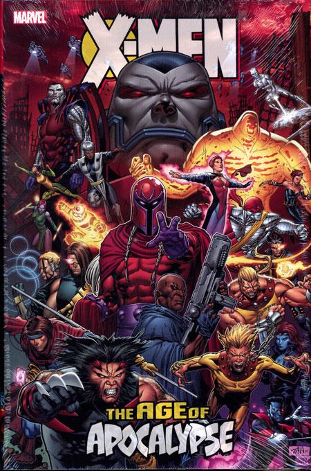 X-Men: Age of Apocalypse Omnibus New Edition HC
