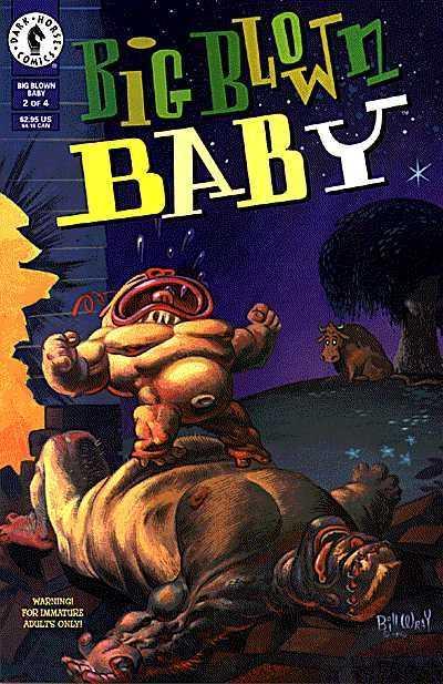 Big Blown Baby #2