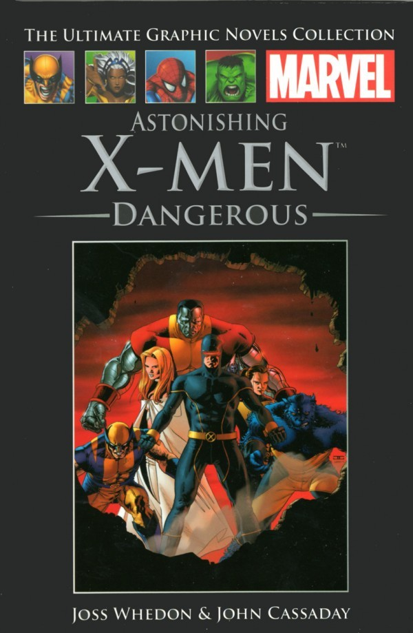The Ultimate Graphic Novels Collection: Astonishing X-Men: Dangerous HC