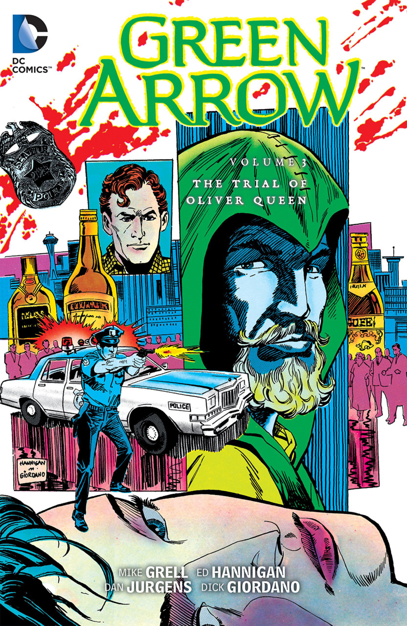 Green Arrow Vol. 3: The Trial of Oliver Queen TP