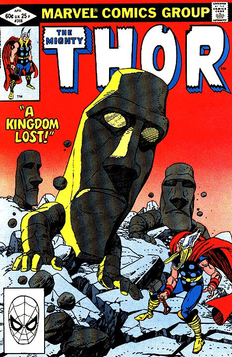 The Mighty Thor #318