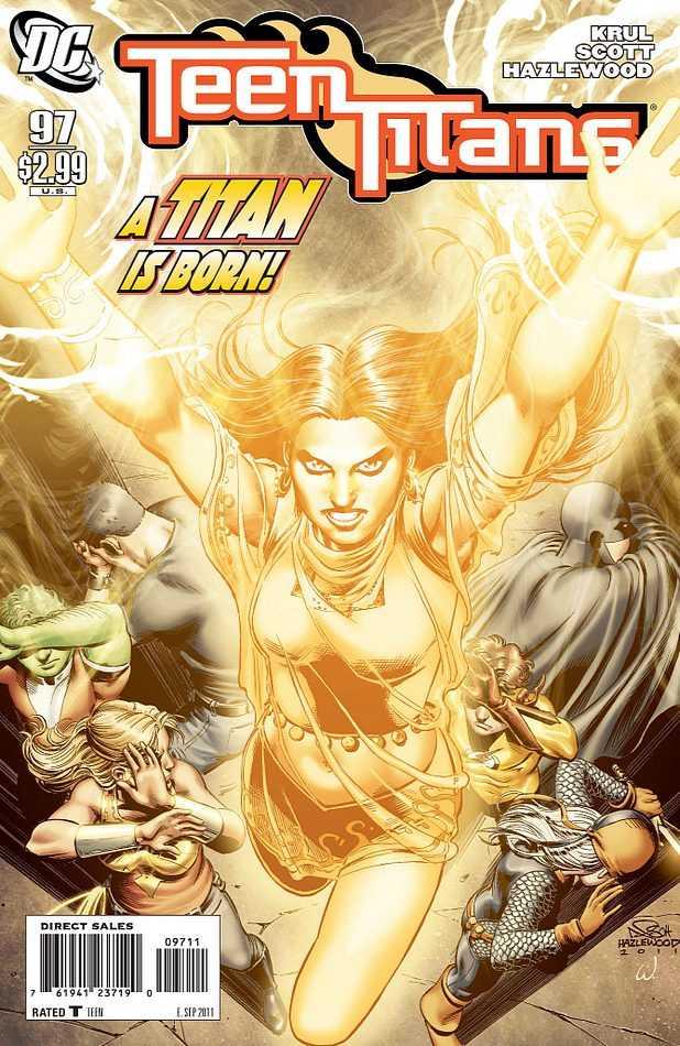 Teen Titans #97