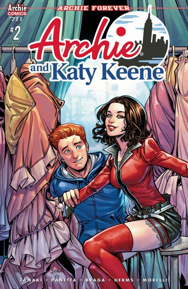 Archie #711 review