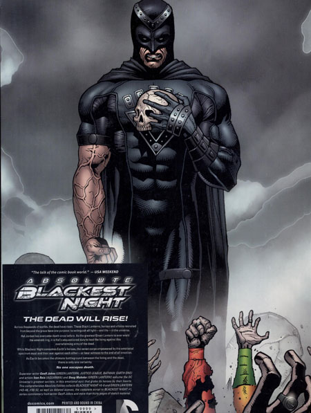 Absolute Blackest Night HC