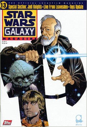 Star Wars Galaxy Magazine #13