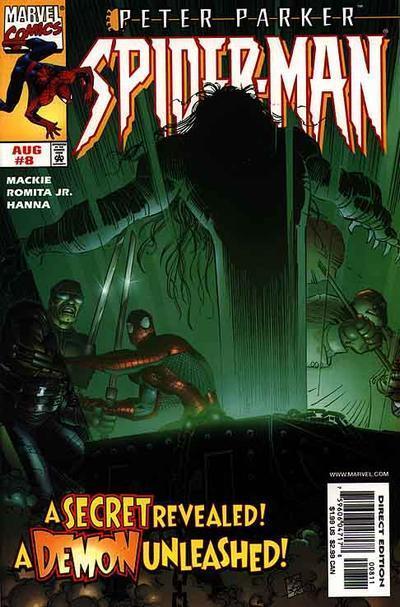 Peter Parker: Spider-Man #8