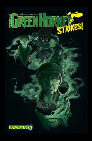 The Green Hornet Strikes! #6