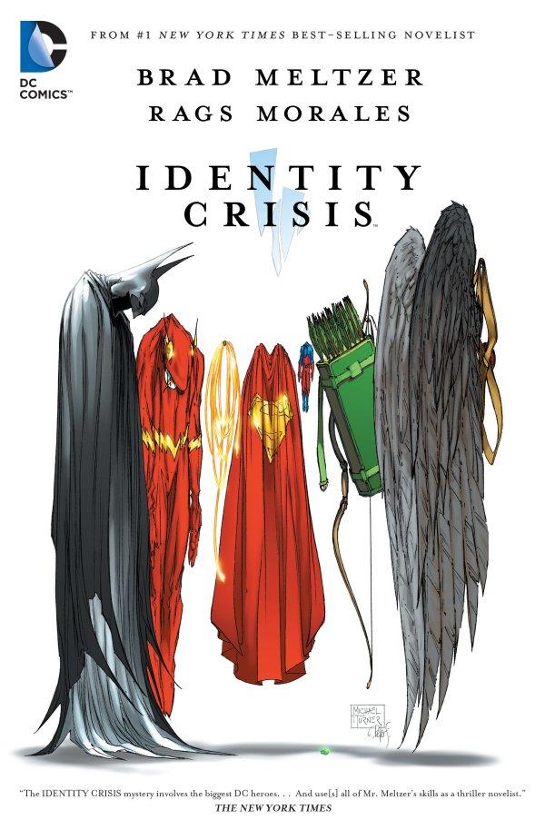 Identity Crisis: New Edition TP