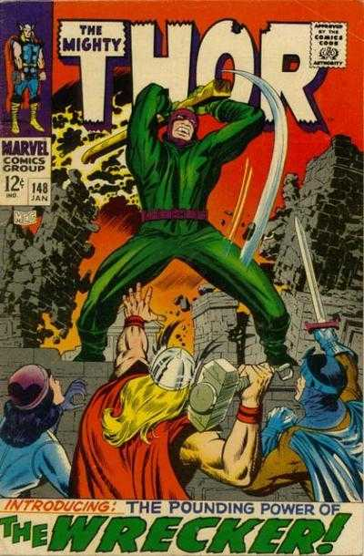 The Mighty Thor #148