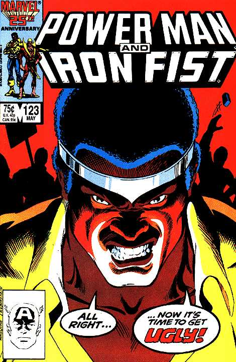 Power Man and Iron Fist #123