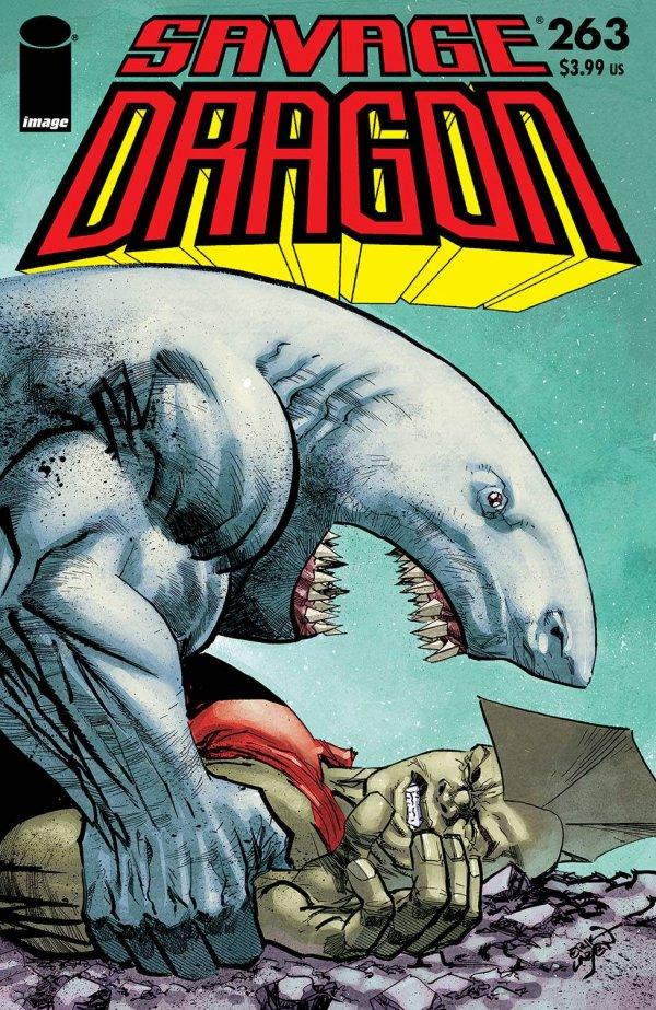 Savage Dragon #263