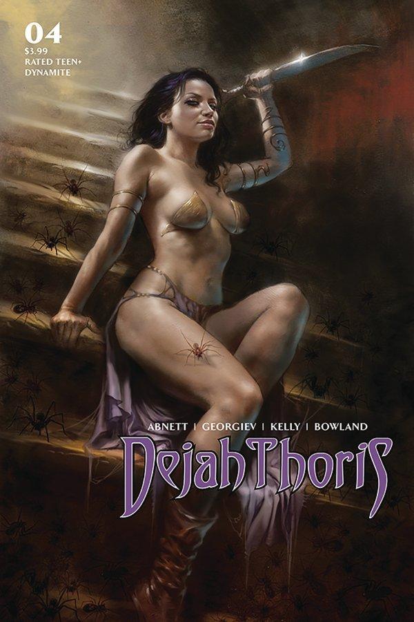 Dejah Thoris #4 review