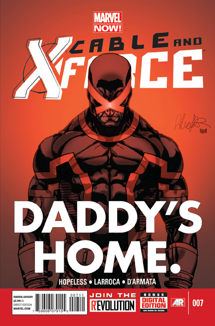 Cable and X-Force #7
