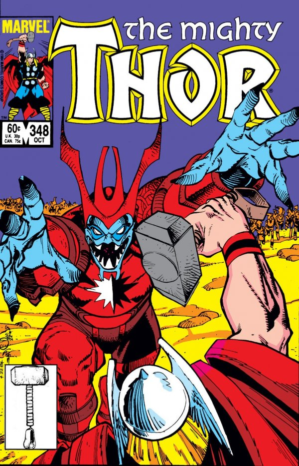 The Mighty Thor #348