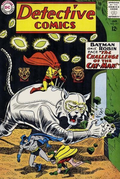 Detective Comics #311
