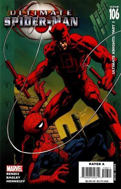 Ultimate Spider-Man #106