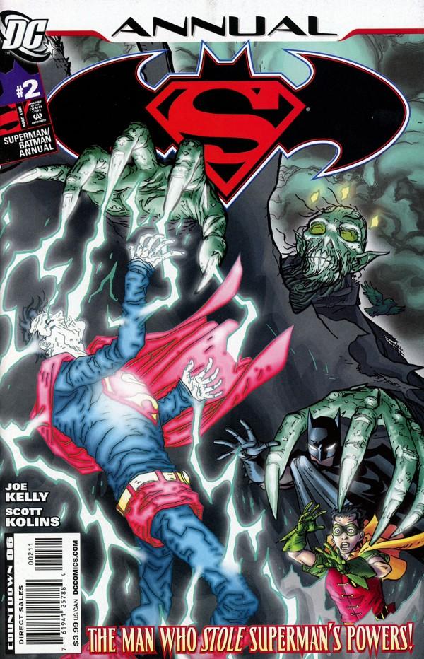 Superman/Batman Annual #2