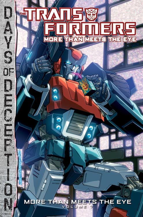 Transformers More Than Meets the Eye Vol. 7 TP