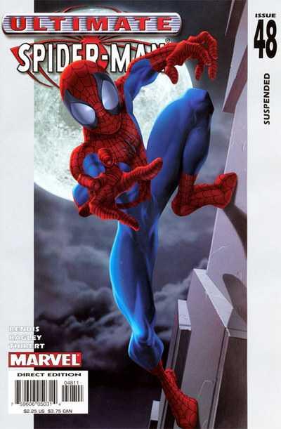 Ultimate Spider-Man #48