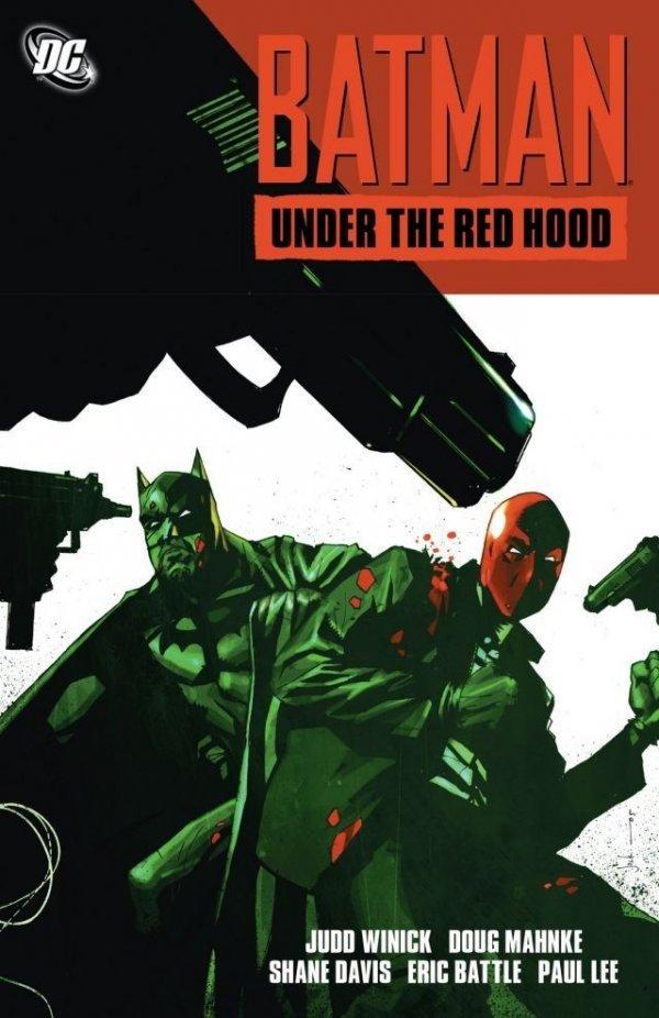 Batman: Under the Red Hood TP