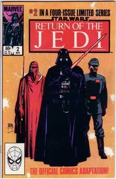 Star Wars: Return of the Jedi #2