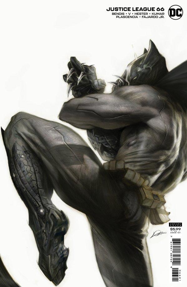 Justice League #66