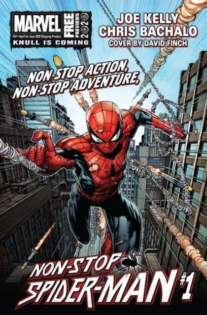Marvel Previews #33
